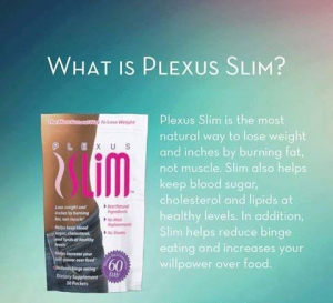 what-is-plexus-slim